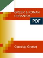 Greek & Roman Urbanism
