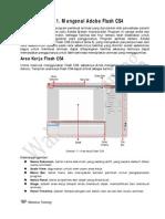 Bab 1 - Adobe Flash CS