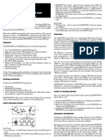 USB2X2 Manual