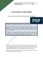 BiOMARCADORES EN FIBROMIALGIA