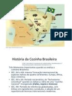 Culinaria Brasileira História