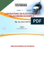 Semana 5- Laboratorio de Electrónica y Telecomunicaciones II