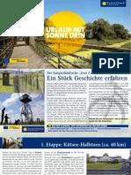 Iron Curtain Trail Österreich Ungarn
