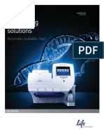 Life Technologies Targeted Sequencing Brochure