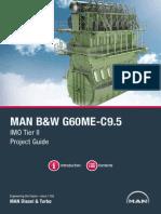 Man Diesel Engine