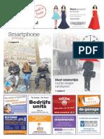 De Krant Van Gouda, 22 Oktober 2015