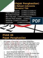 Presentasi PSAK 46