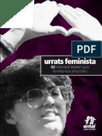 Historiatik ikasten gure feminismoa zehazteko