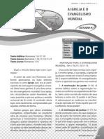 ReflexoesBiblicas-AIgrejaeoEvangelismoMundial-Estudo41