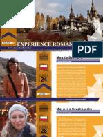 Booklet - Testimonials
