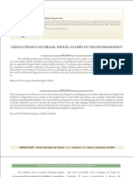 Lingua Franca no Brasil