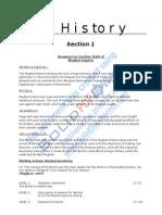 History Notes Junaid AKhtar