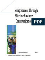 Effective Business Communication1