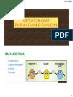 BIOKIMIA-AYU PUSPITASARI-METABOLISME PURIN & PIRIMIDIN 2014.pdf