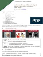 Mrunal Ethics (E1_P2) Theories- Teleological Vs