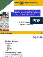 DWH & BI in Banking @ ET 2 Nov 2004 Chandrasekhar