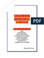 Powerball Book