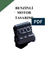 Benzinli Motor Tasarimi