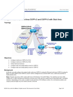 Ccnpv7 Route Lab3-2 Multi-Area-ospf Student