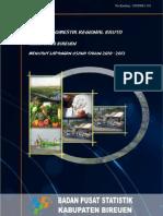 PDRB Sektoral 2010-2013