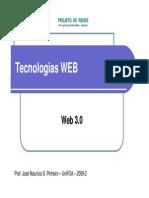 Tecnologia Web Semantica Arquitetura