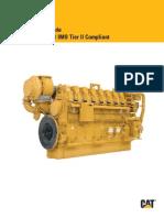 1.- c280 Epa Tier 2 - Imo II Marine Project Guide