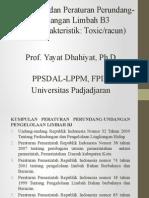 UUD dan PP B3