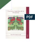 Montenegro Hurtado, Tagno - Cuentos y Leyendas de La Amazonia