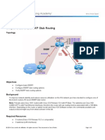 CCNPv7 ROUTE Lab2-2 EIGRP-Stub-Routing Student