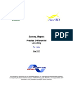 2003 PDLS Survey Report Tuvalu