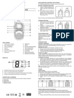 User Manual t50 Ita