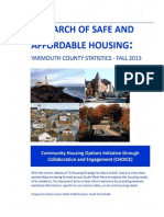 yarmouth - in search of safe affordable housing - choice - fall 2013