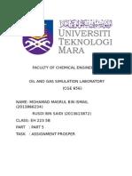 Report 1 Masrul & Rusdi