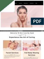 Skin Care by HeidiSkin Care by Heidi