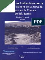 002-Implicancias Ambientales Por La Actividad Minera de La Zona de Ananea en La Cuenca Del Río Ramis%2c 2008