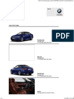 Configurator New BMW M3