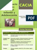 (CACIA) Cuestionario de Auto-Control Infantil y Adolescente