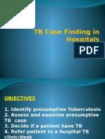 TB Case Finding(Slide)