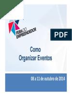 Como Organizar Eventos