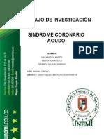 Sindrome Coronario Agudo (1)