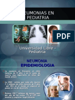 neumonia viral pediatrica