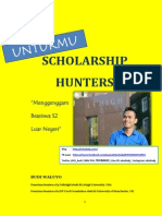 Untukmu Scholarship Hunters