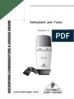 manuale microfono C-3.pdf