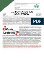 Historia de La Logistc