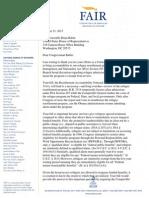 FAIR Supports H.R. 3314