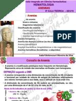 teoria anemias