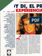 Lady Di, El Principe Carlos y Las Experiencias Paranormales R-006 Nº104 - Mas Alla de La Ciencia - Vicufo2