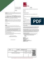 Convocatoria 2015 Cob 5741