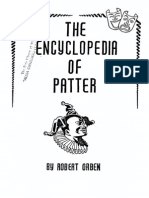 Encyclopedia of Patter