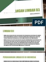 TUGAS 1 PERDAGANGAN LIMBAH B3 NABILA NURFAJRI 1207136327.pptx